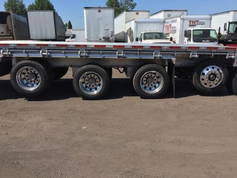 2019 MAC TRAILER MFG QUAD AXLE, WESTERN RAIL, NEW IN STOCK!! 3044892340-762x456