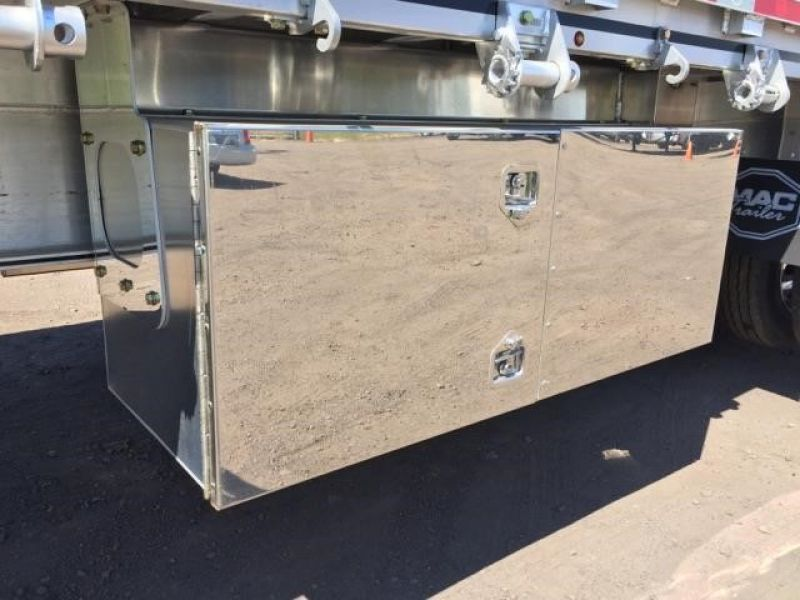 2019 MAC TRAILER MFG QUAD AXLE, WESTERN RAIL, NEW IN STOCK!! 3044892342-762x456
