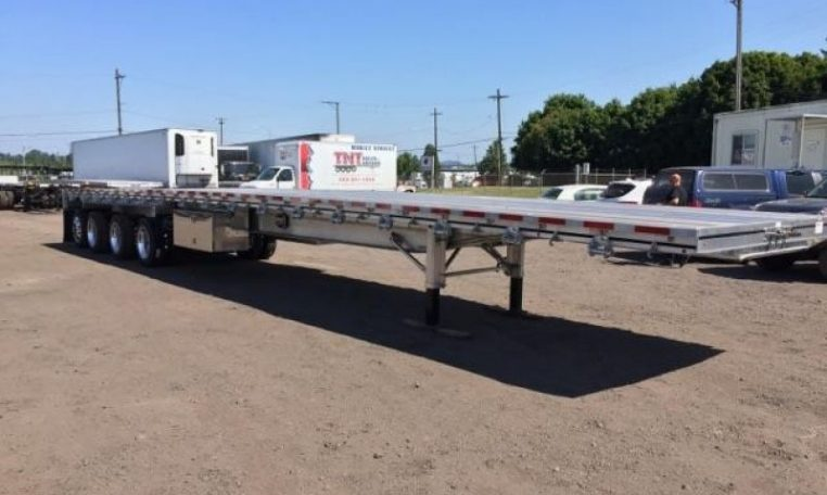 Thumbnail : 2019 MAC TRAILER MFG QUAD AXLE, WESTERN RAIL, NEW IN STOCK!! 3044892346-762x456