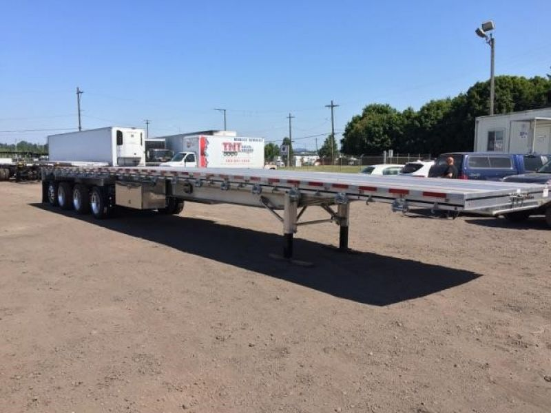 2019 MAC TRAILER MFG QUAD AXLE, WESTERN RAIL, NEW IN STOCK!! 3044892346-762x456