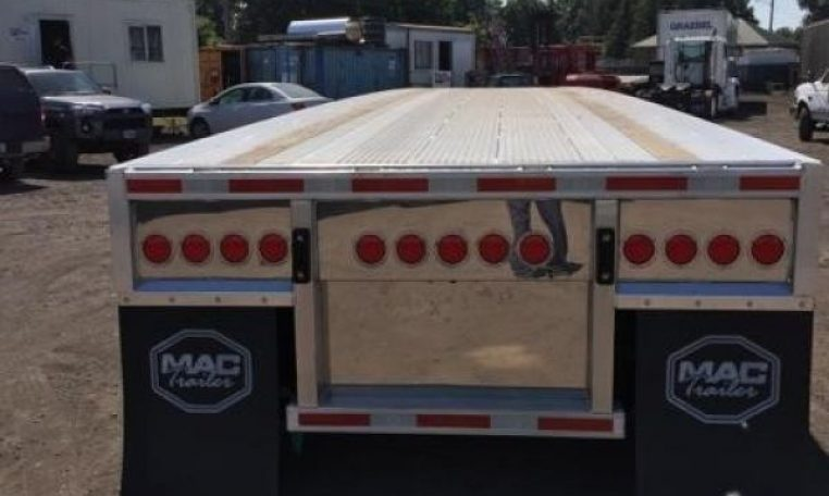 Thumbnail : 2019 MAC TRAILER MFG QUAD AXLE, WESTERN RAIL, NEW IN STOCK!! 3044892352-762x456
