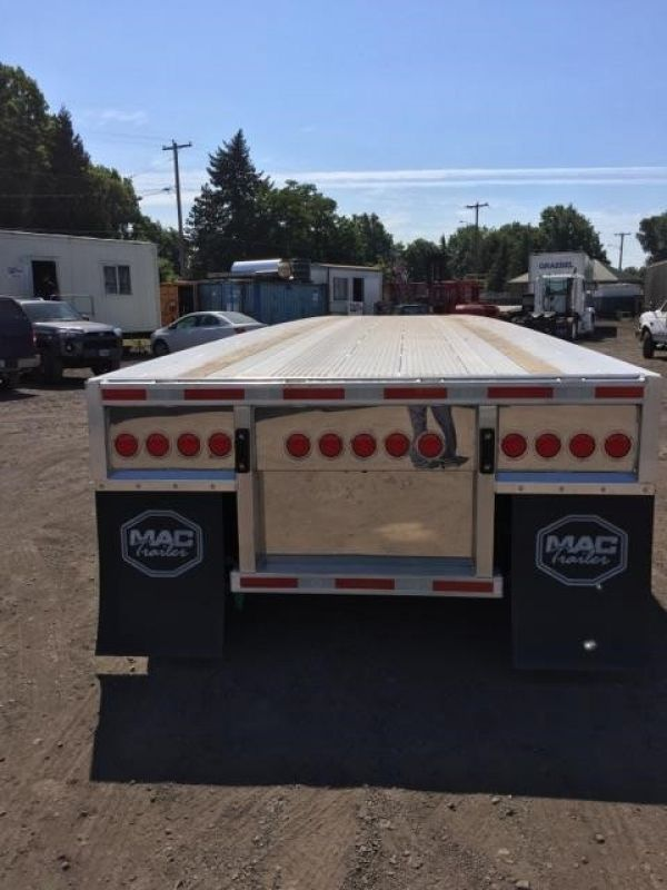 2019 MAC TRAILER MFG QUAD AXLE, WESTERN RAIL, NEW IN STOCK!! 3044892352-762x456