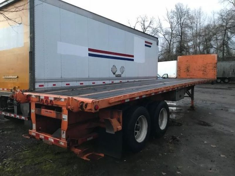 2011 GREAT DANE MOFFETT TRAILER 4083430625