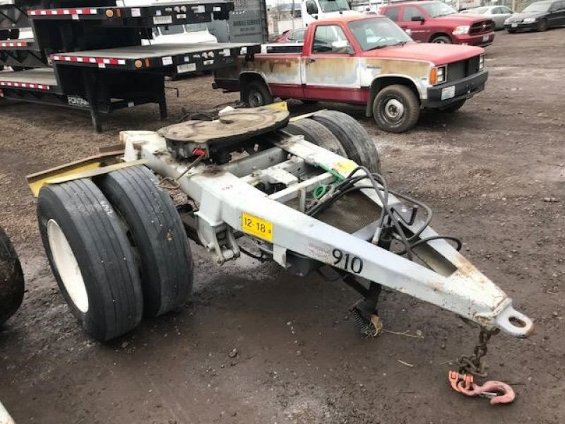 """1999 WABASH NATIONAL 96"""" WIDE DOLLY 4084843681"""