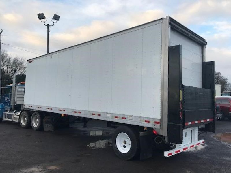 2003 GREAT DANE 32' LIFTGATE TRAILER 4100727903