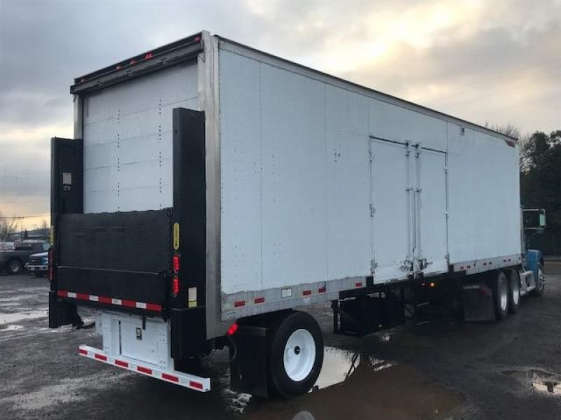 2003 GREAT DANE 32' LIFTGATE TRAILER 4100727905