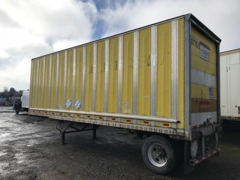 2007 HYUNDAI 28' AIR RIDE, ROLL DOORS 4103196467