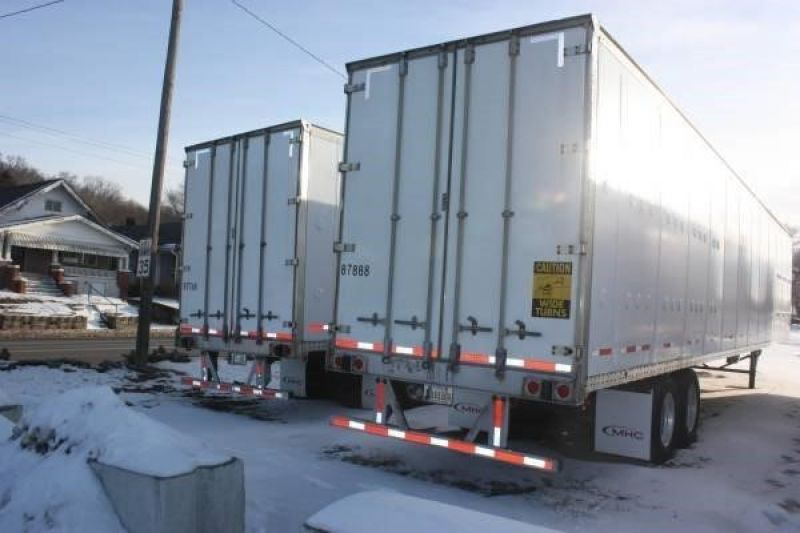 2006 WABASH NATIONAL 53' SWING DOORS 4106151543-2