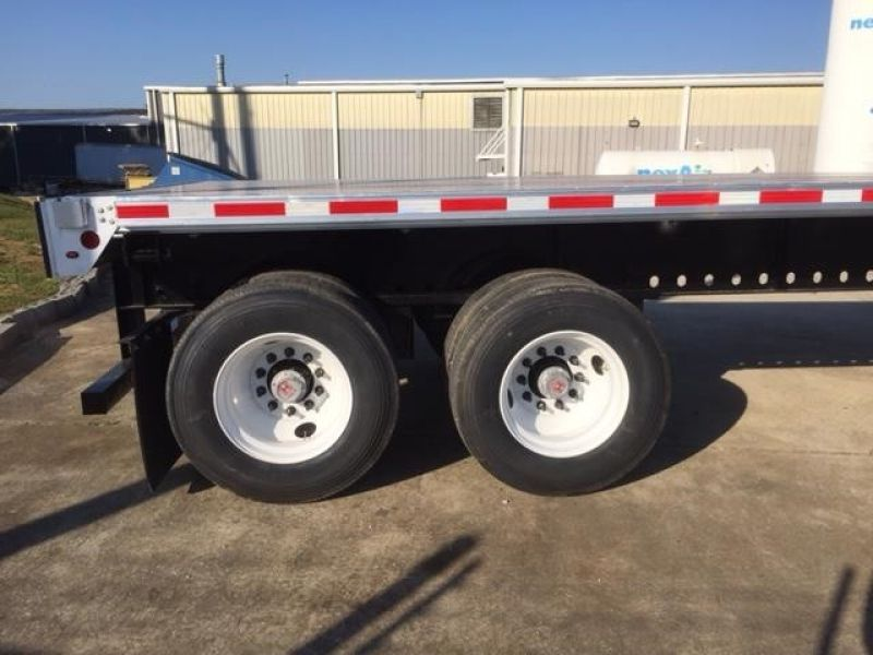 2020 FONTAINE (QTY 5) 53X102 COMBO FLATBED CLOSED TANDEM 4205279965-1