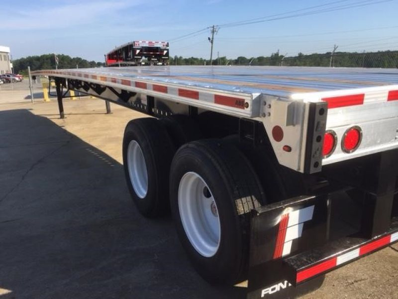 2020 FONTAINE (QTY 5) 53X102 COMBO FLATBED CLOSED TANDEM 4205280001-1