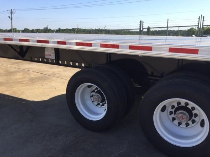 2020 FONTAINE (QTY 5) 53X102 COMBO FLATBED CLOSED TANDEM 4205280007-1