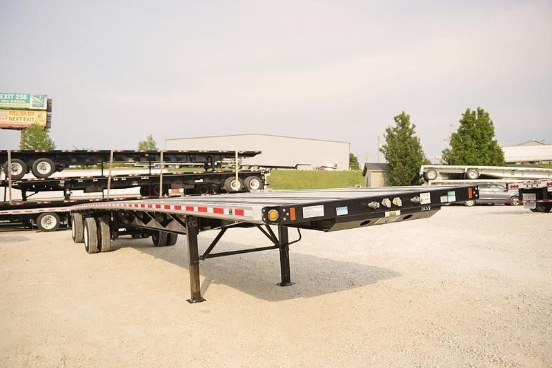 2020 FONTAINE (QTY 5) 53X102 COMBO FLATBED FIXED TANDEM 4205322841-1