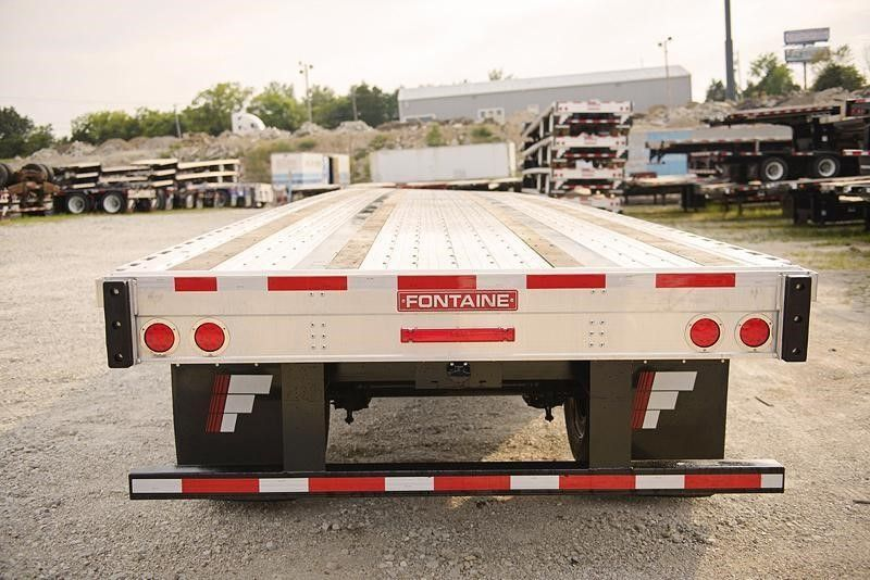 2020 FONTAINE (QTY 5) 53X102 COMBO FLATBED FIXED TANDEM 4205322871-1