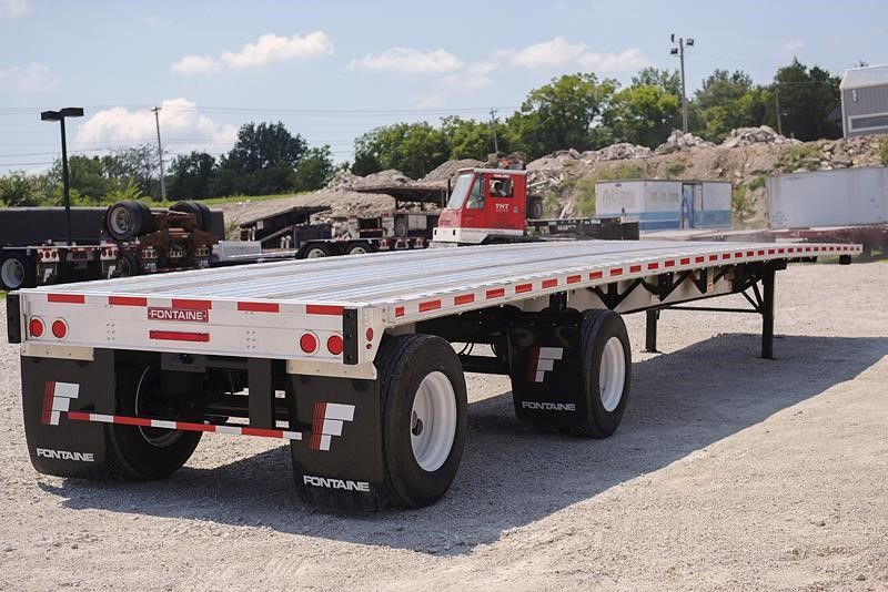 2020 FONTAINE (QTY 30) 48X102 COMBO FLATBEDS 4205452905-1