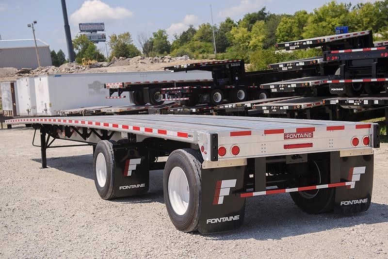 2020 FONTAINE (QTY 30) 48X102 COMBO FLATBEDS 4205452967-1