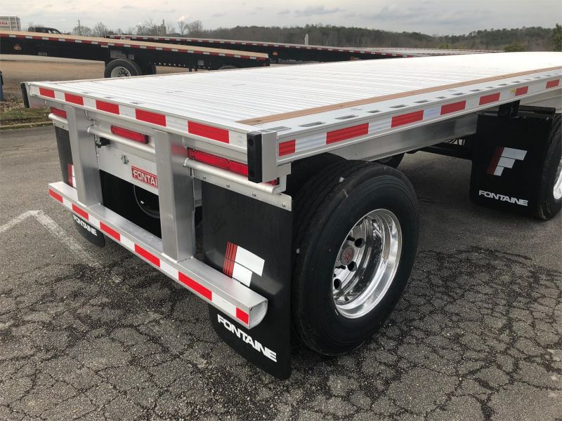 2020 FONTAINE (QTY 35) 48X102 ALL ALUMINUM FLATBEDS 4205621927-1