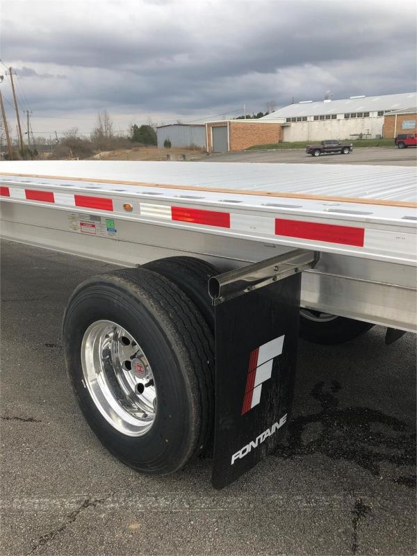2020 FONTAINE (QTY 35) 48X102 ALL ALUMINUM FLATBEDS 4205627963-1