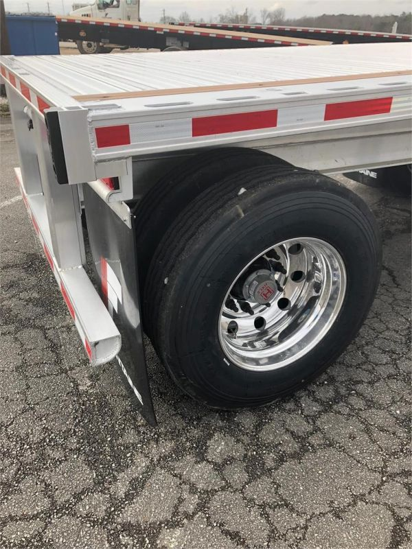 2020 FONTAINE (QTY 35) 48X102 ALL ALUMINUM FLATBEDS 4205628411-1