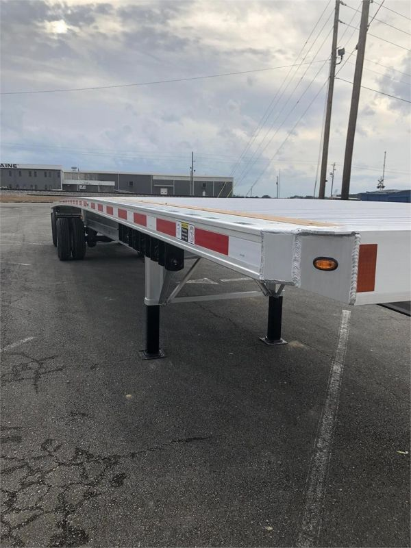 2020 FONTAINE (QTY 35) 48X102 ALL ALUMINUM FLATBEDS 4205628637-1