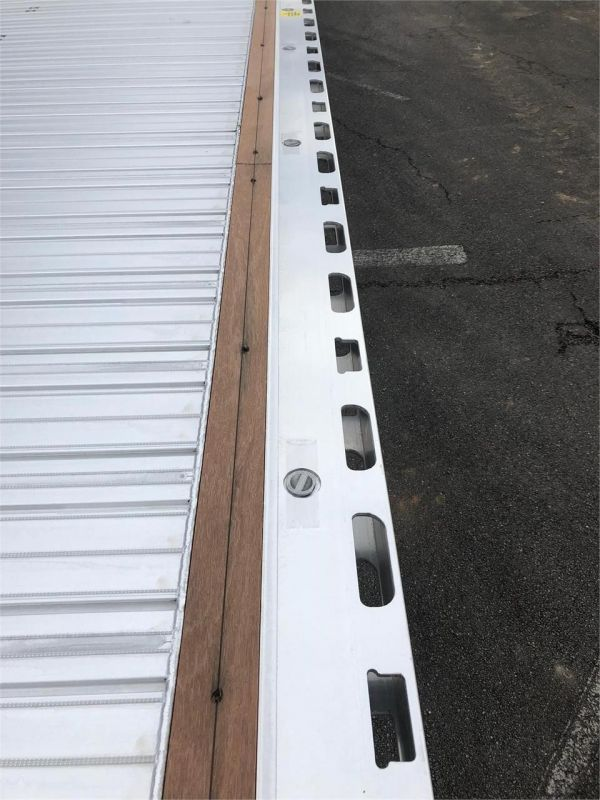 2020 FONTAINE (QTY 35) 48X102 ALL ALUMINUM FLATBEDS 4205629907-1