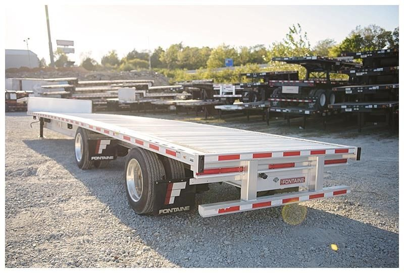 2020 FONTAINE (QTY 20) 53X102 ALL ALUMINUM FLATBEDS RAS 4205654005-1
