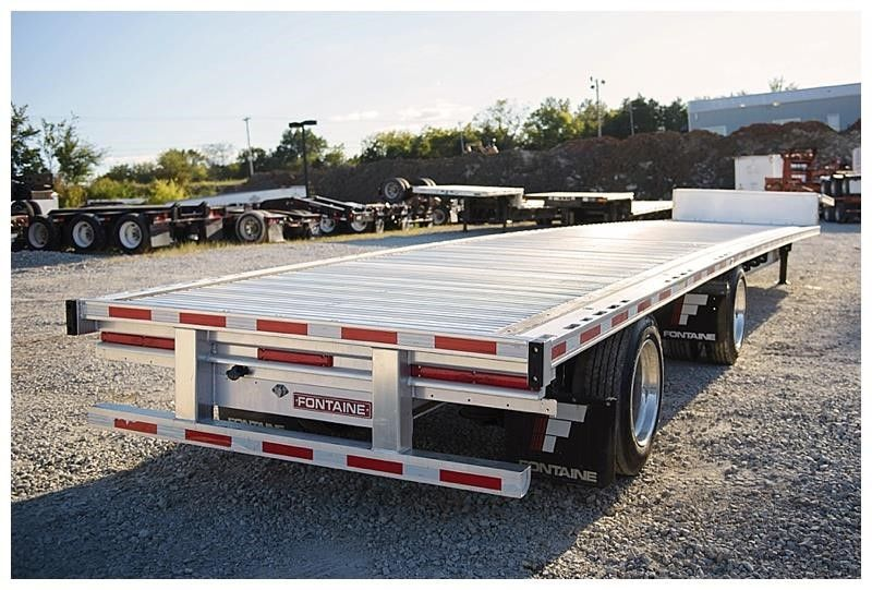 2020 FONTAINE (QTY 20) 53X102 ALL ALUMINUM FLATBEDS RAS 4205654437-1