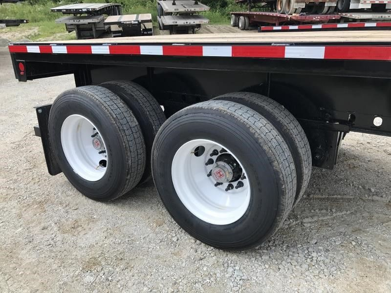 2020 FONTAINE (QTY 15) 48X102 ALL STEEL WOOD FLOOR FLATBEDS 4205698707-1
