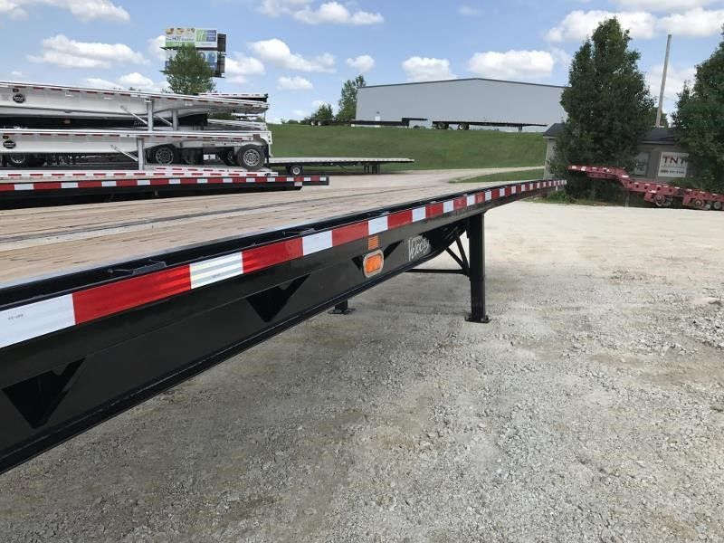 2020 FONTAINE (QTY 15) 48X102 ALL STEEL WOOD FLOOR FLATBEDS 4205698761-1