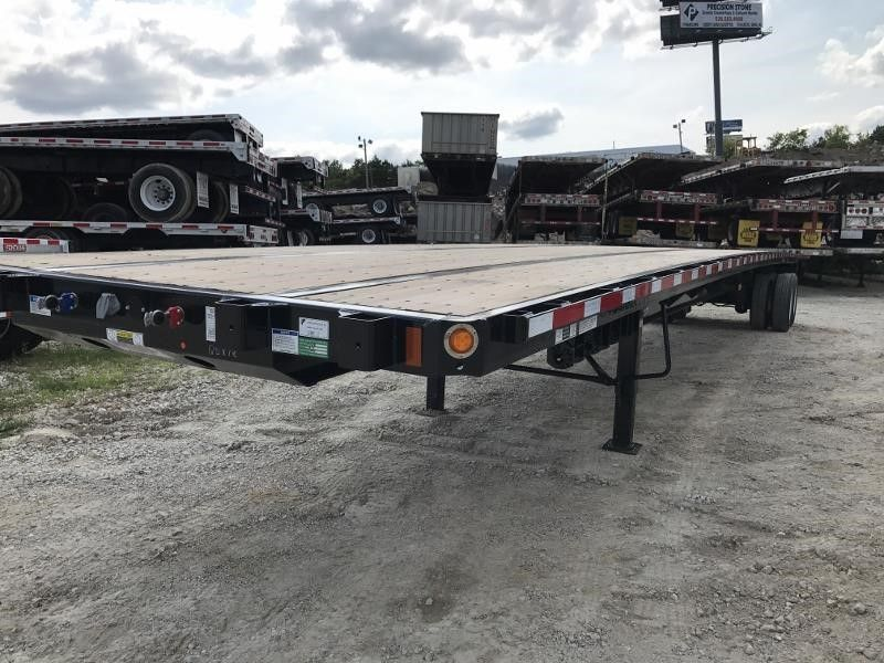 2020 FONTAINE (QTY 15) 48X102 ALL STEEL WOOD FLOOR FLATBEDS 4205698915-1