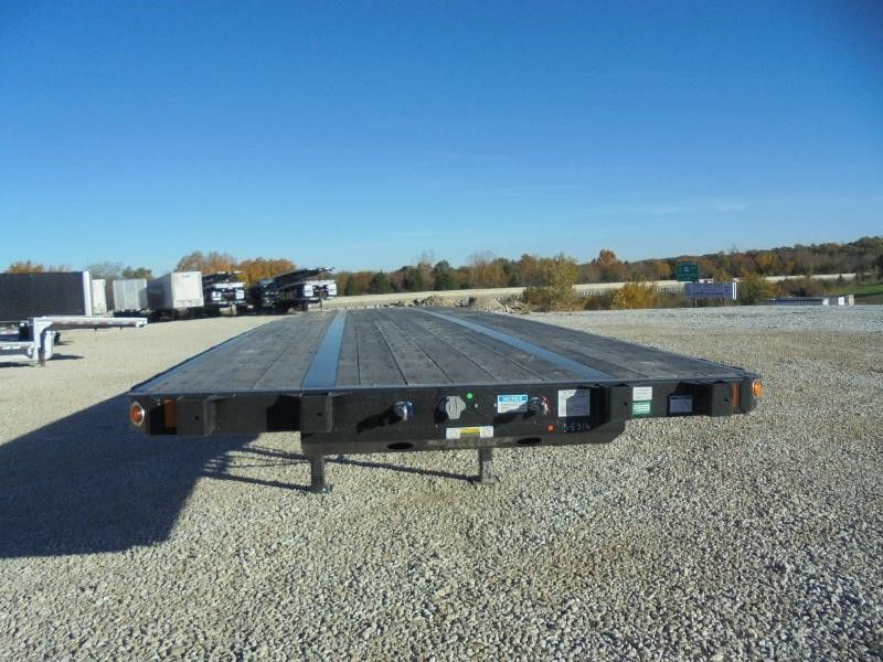2020 FONTAINE (QTY 3) 48X102 FLATBED W/ FORKLIFT KIT 4208038505-1