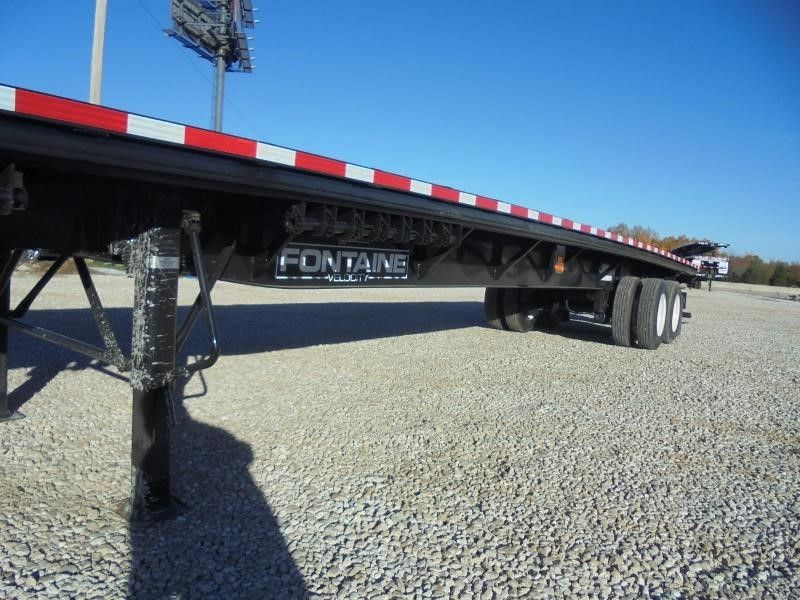 2020 FONTAINE (QTY 3) 48X102 FLATBED W/ FORKLIFT KIT 4208038513-1