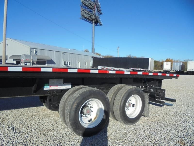 2020 FONTAINE (QTY 3) 48X102 FLATBED W/ FORKLIFT KIT 4208038521-1