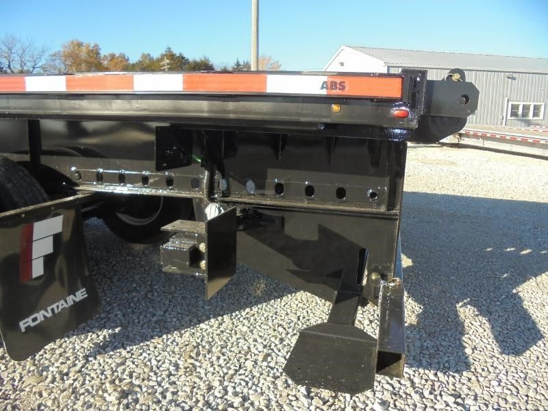 2020 FONTAINE (QTY 3) 48X102 FLATBED W/ FORKLIFT KIT 4208038523-1