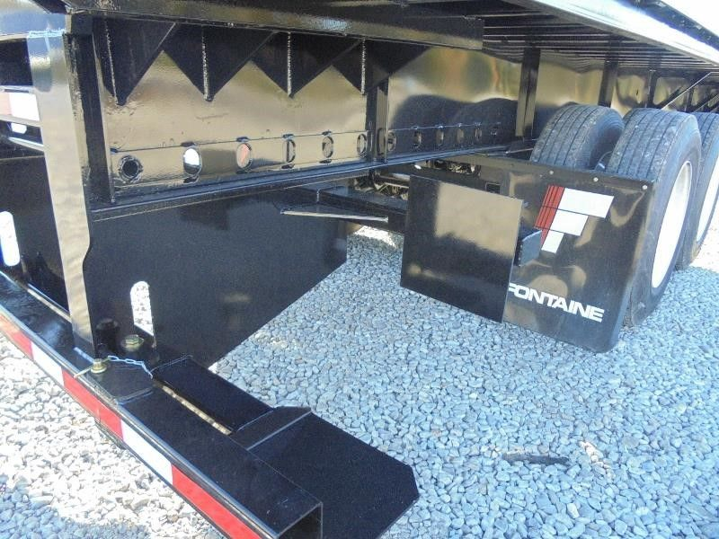 2020 FONTAINE (QTY 3) 48X102 FLATBED W/ FORKLIFT KIT 4208038537-1
