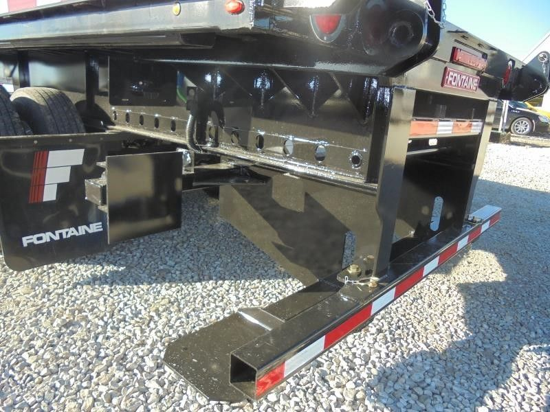 2020 FONTAINE (QTY 3) 48X102 FLATBED W/ FORKLIFT KIT 4208038539-1