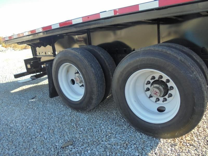 2020 FONTAINE (QTY 3) 48X102 FLATBED W/ FORKLIFT KIT 4208038543-1