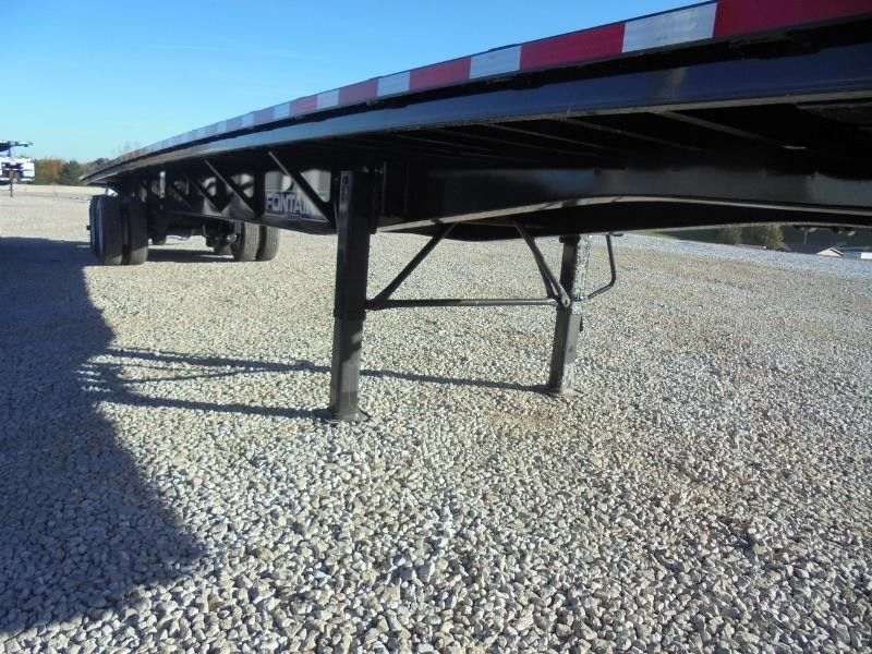 2020 FONTAINE (QTY 3) 48X102 FLATBED W/ FORKLIFT KIT 4208038547-1