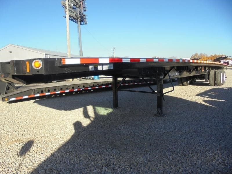 2020 FONTAINE (QTY 3) 48X102 FLATBED W/ FORKLIFT KIT 4208038555-1