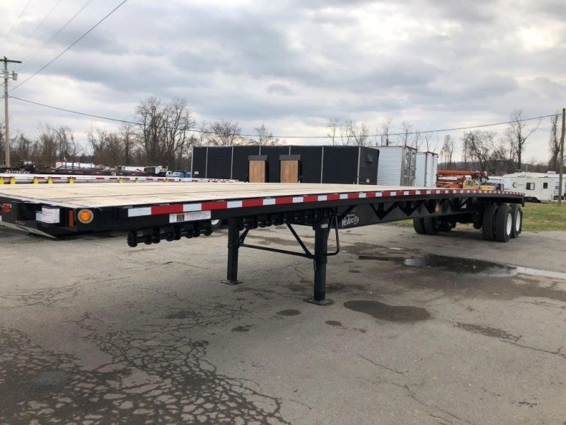 2020 FONTAINE (QTY 5) 53X102 ALL STEEL WOOD FLOOR FLATBED 4208048313-1