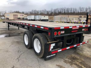 2020 FONTAINE (QTY 5) 53X102 ALL STEEL WOOD FLOOR FLATBED 4208048319-1-150x150