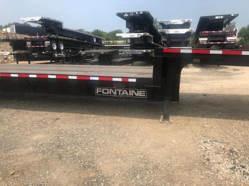 2020 FONTAINE (QTY 5) 53X102 ALL STEEL WOOD FLOOR DROP 4208052271-1