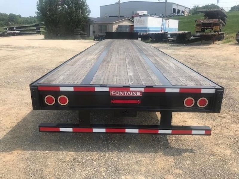 2020 FONTAINE (QTY 5) 53X102 ALL STEEL WOOD FLOOR DROP 4208052315-1