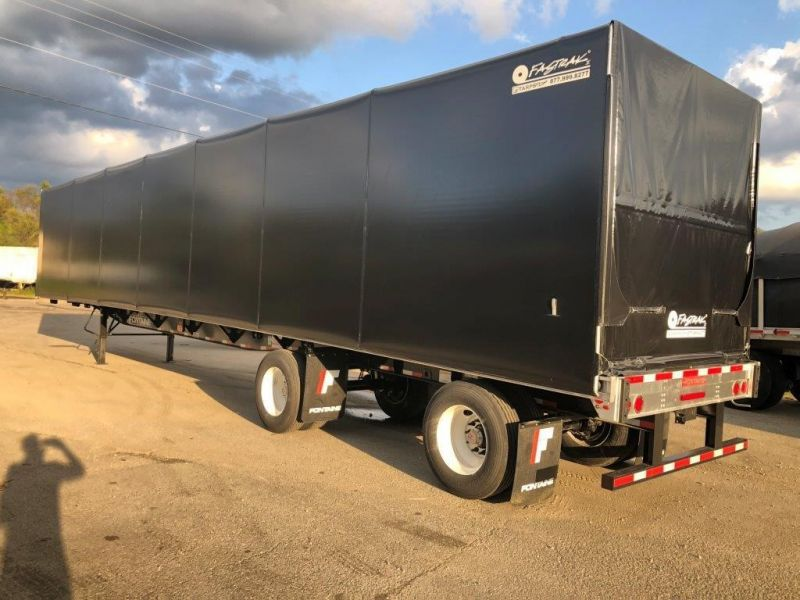 2020 FONTAINE 53X102 COMBO FLATBED W/ TARP SYSTEM 4208115841-1