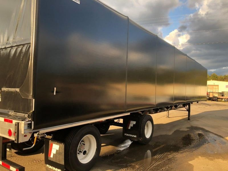 2020 FONTAINE 53X102 COMBO FLATBED W/ TARP SYSTEM 4208115857-1