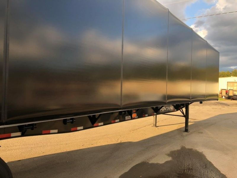 2020 FONTAINE 53X102 COMBO FLATBED W/ TARP SYSTEM 4208115865-1