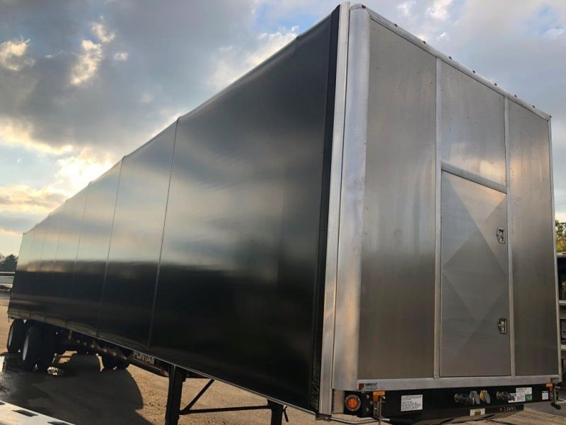 2020 FONTAINE 53X102 COMBO FLATBED W/ TARP SYSTEM 4208115867-1