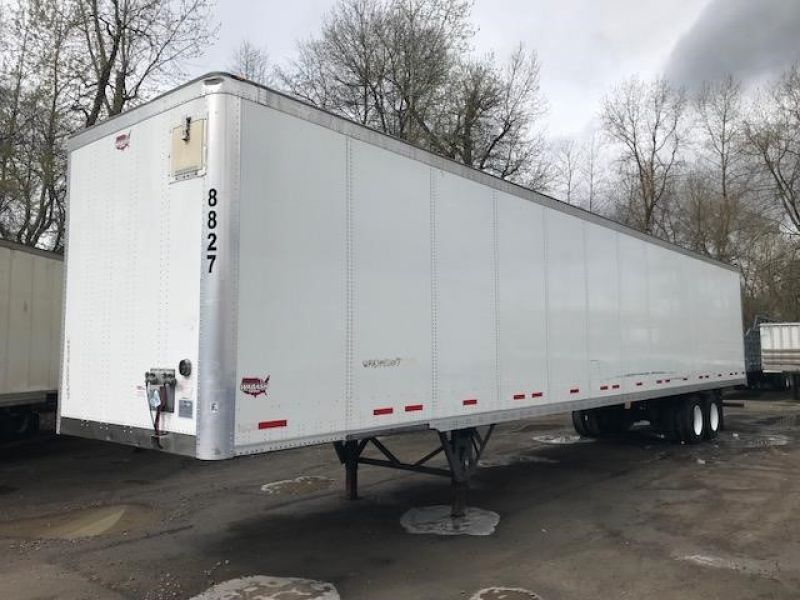 2015 WABASH NATIONAL 53' SWING DOOR 4209446891