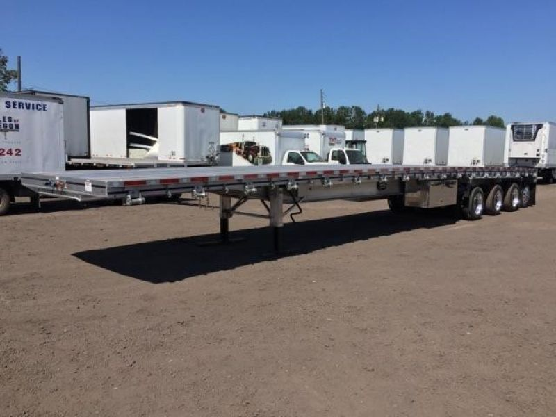 2019 MAC TRAILER MFG QUAD AXLE, WESTERN RAIL, NEW IN STOCK!! 4241797099