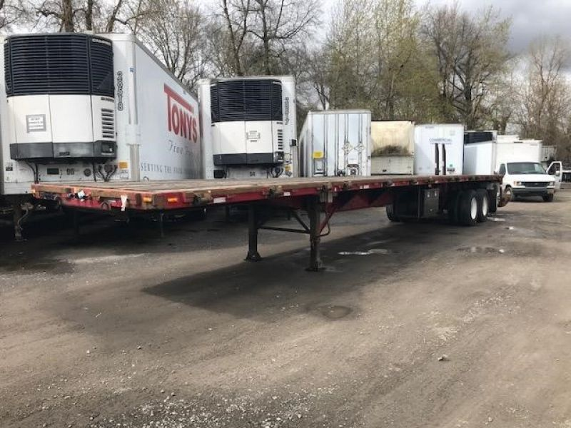 1995 UTILITY 48' FLATBED 4291077215