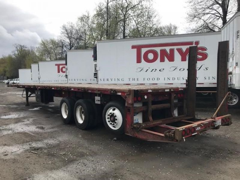 1995 UTILITY 48' FLATBED 4291077245